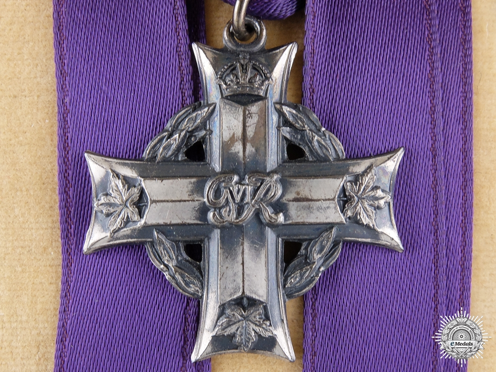 A Memorial Cross to the Royal Canadian Electrical and Mechanical Engineers