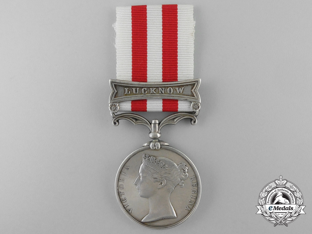 An Indian Mutiny Medal 1857-1858 to the 2nd Battalion, Rifle Brigade