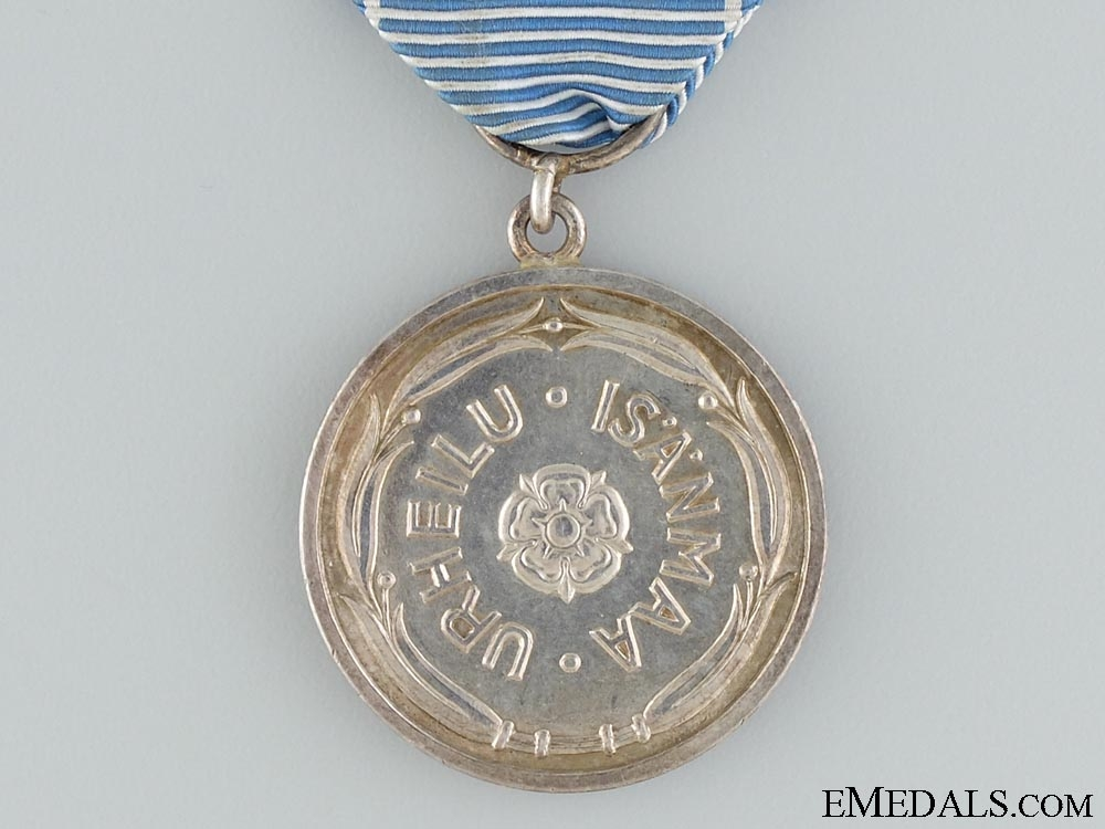 A Finnish Sports Medal of Merit