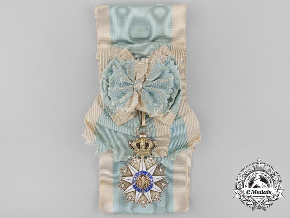 A Portuguese Order of Villa Vicosa; Grand Cross Badge
