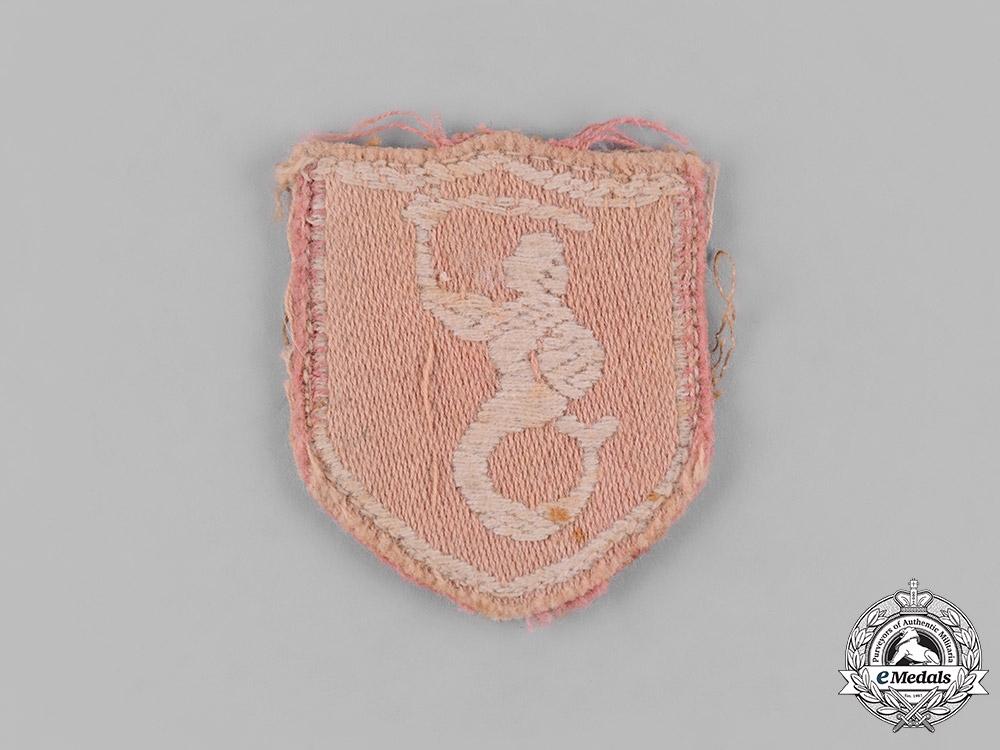 Poland, Republic. A Polish 2nd Army Corps Sleeve Badge, c.1944