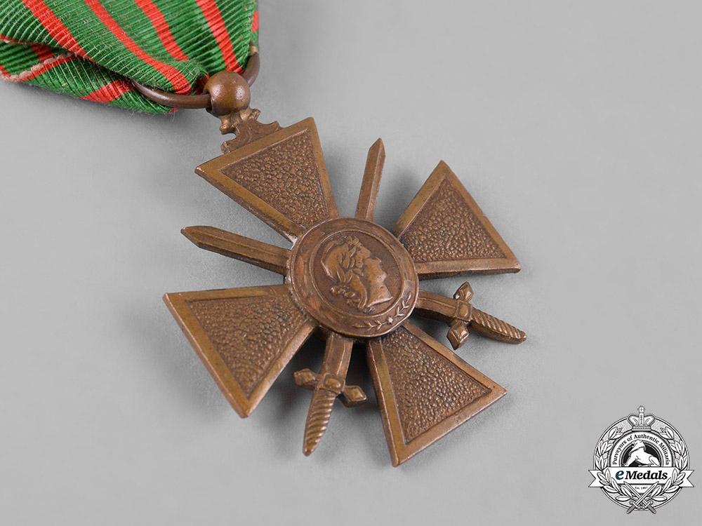 Belgium, Kingdom. Five Awards & Decorations