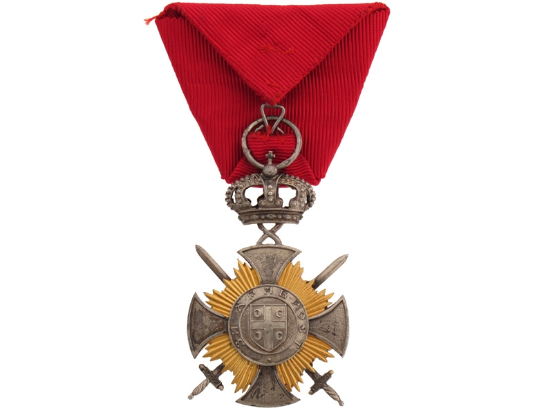 Soldier's Military Cross of Kara-George