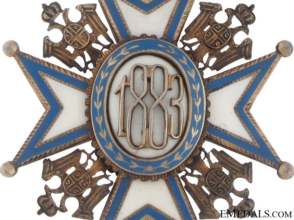 The Order of St. Sava