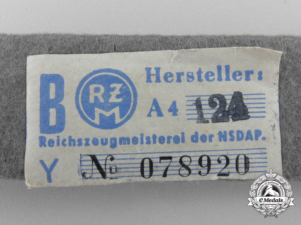 An SA Sturmmann to Hauptsturmführer Shoulder Board Pair