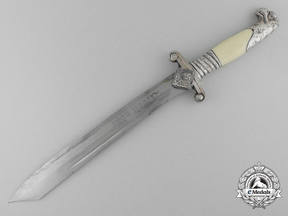 An RAD Leader Dagger by Alcoso ACS Solingen