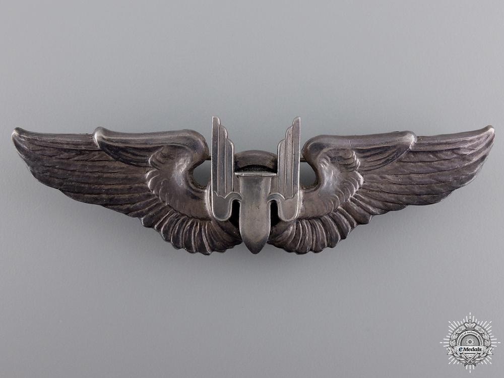 Second War American Air Force Aerial Gunner Wings