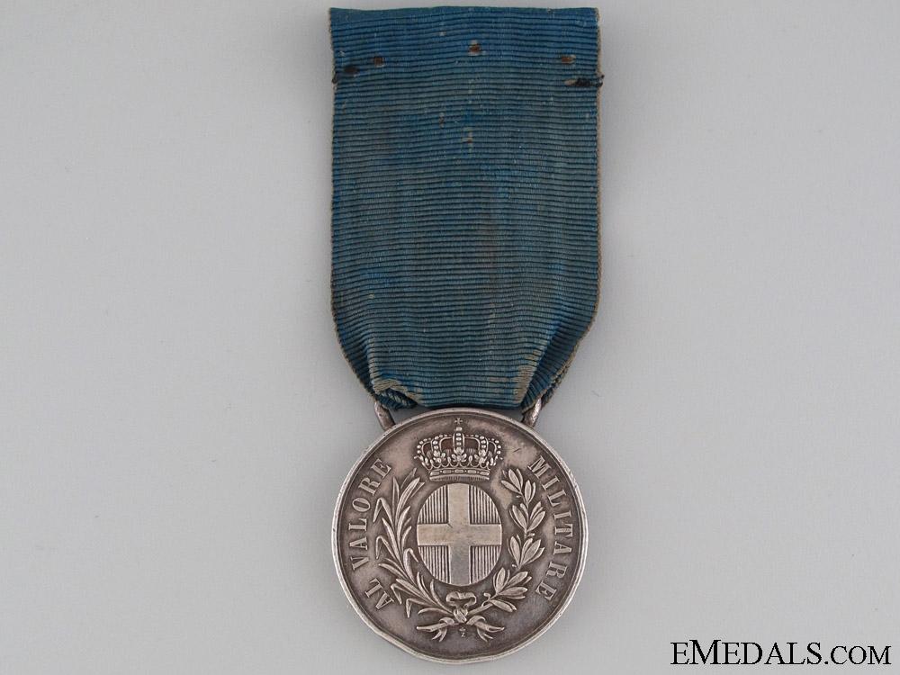 Silver Al Valore Militare to Nadalini Contardo