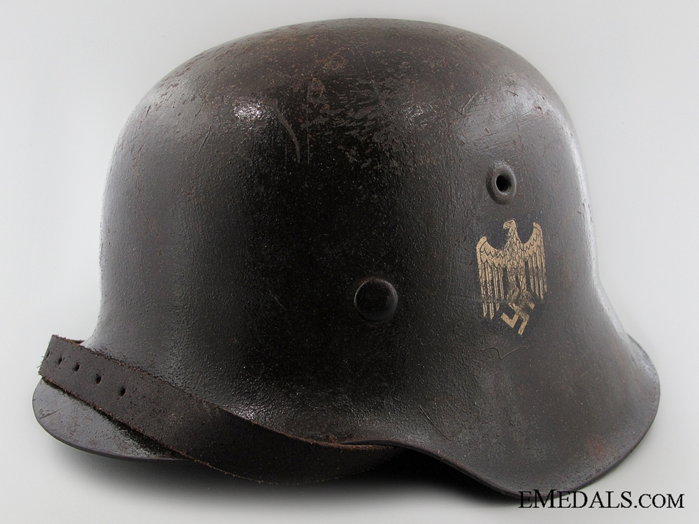 Single Decal M 40 Army (Heer) Helmet
