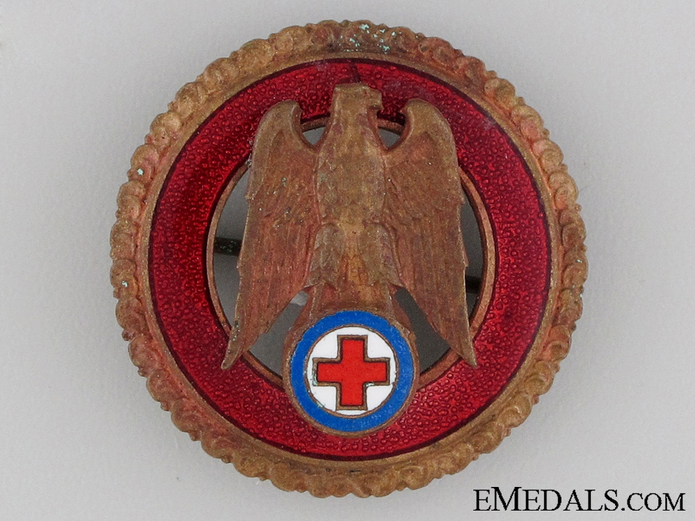 Slovak Red Cross Five Years Exemplary Service Badge