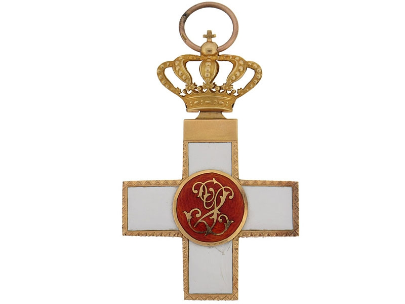 Order of Military Merit, 1864-1868