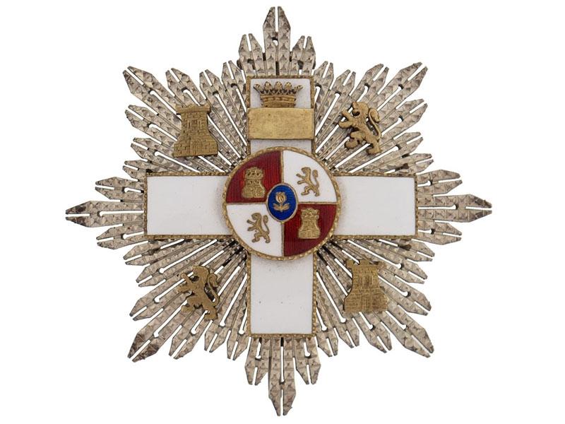 Order of Military Merit, 1938-1975