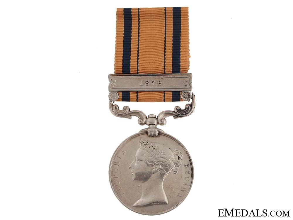 South Africa Medal 1879 - 24th Regiment