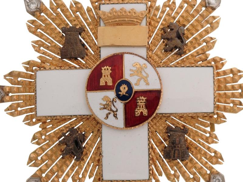 Order of Military Merit - Breast Star