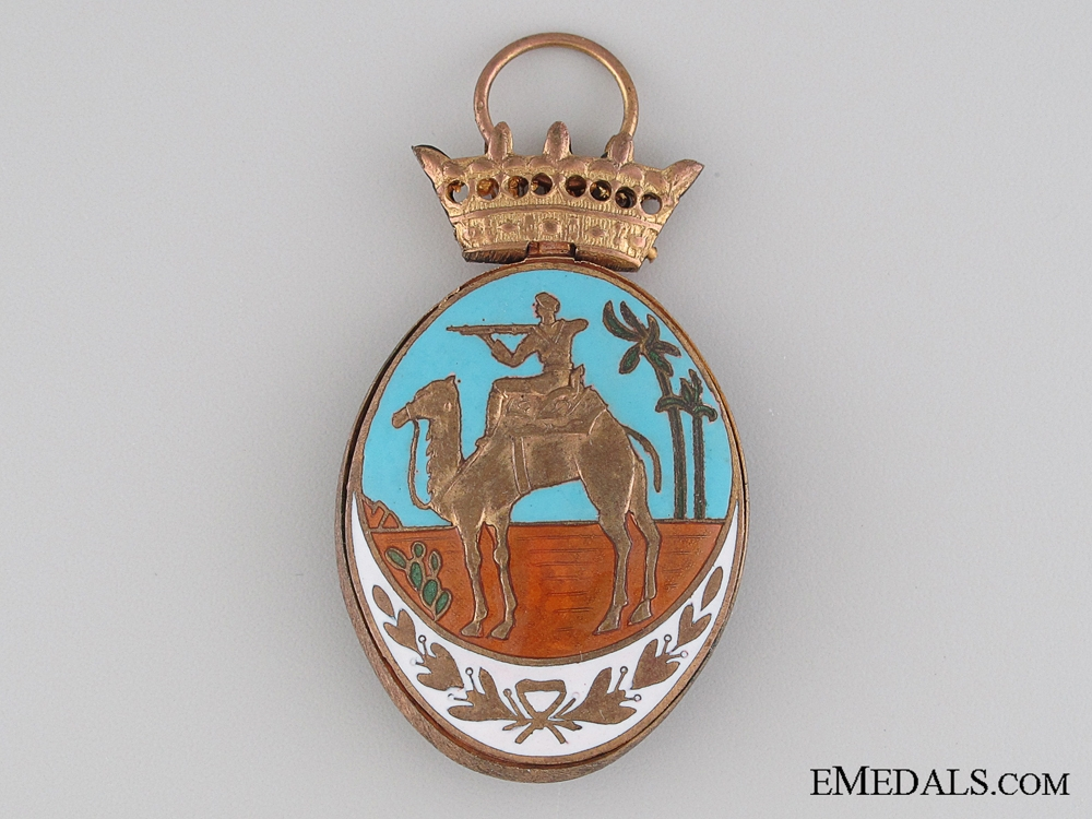 1958 Campaign Medal for the Ifni and the Sahara