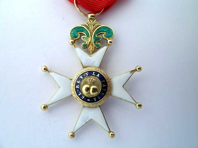 ROYAL MILITARY ORDER OF ST. FERDINAND