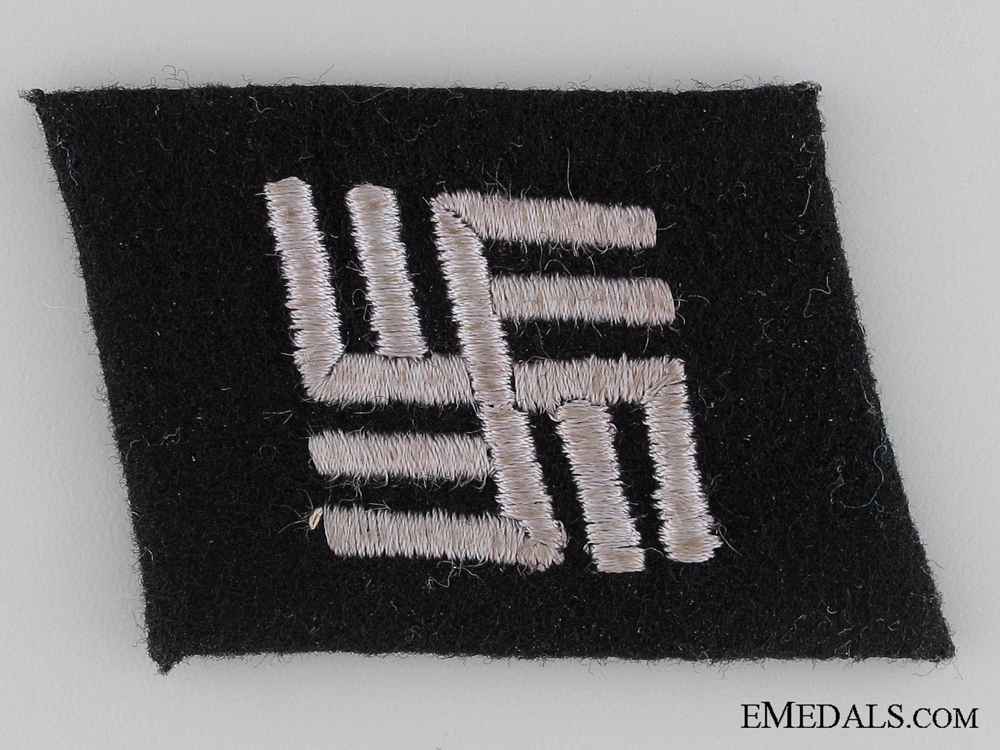SS Camp Personnel Collar Tab