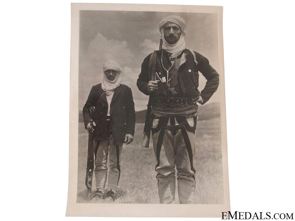 SS Skanderbeg Davison Recruits Photograph