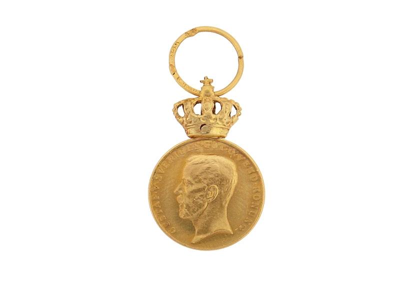 Royal Patriotic Society Long Service Medal, MIniature