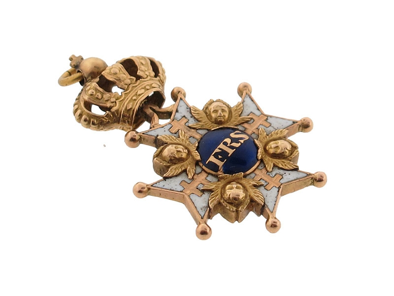 Royal Order of the Seraphim,