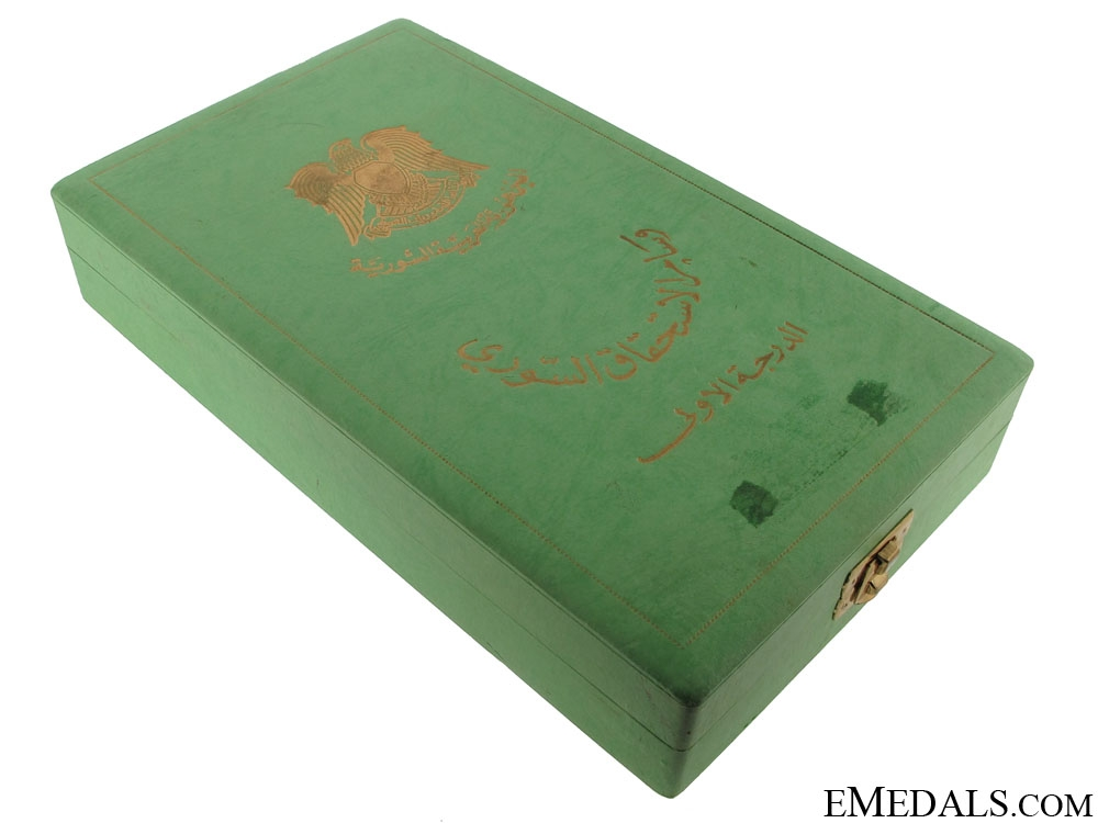 Order of Civil Merit - Grand Cross
