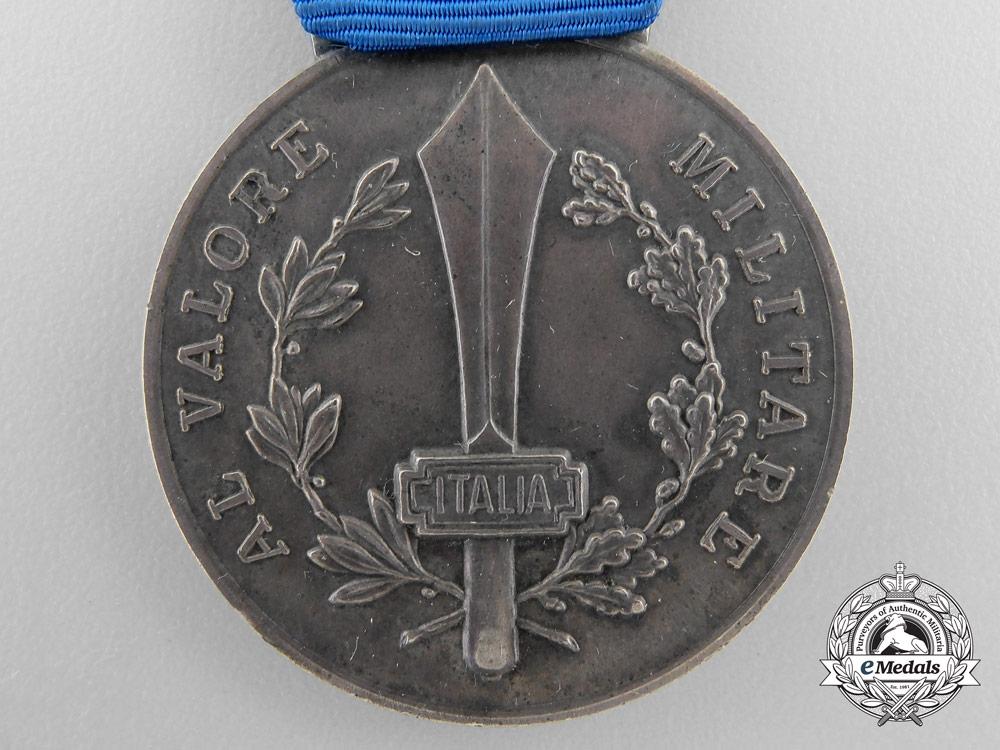 A Fascist Period Italian Al Valore Militarie