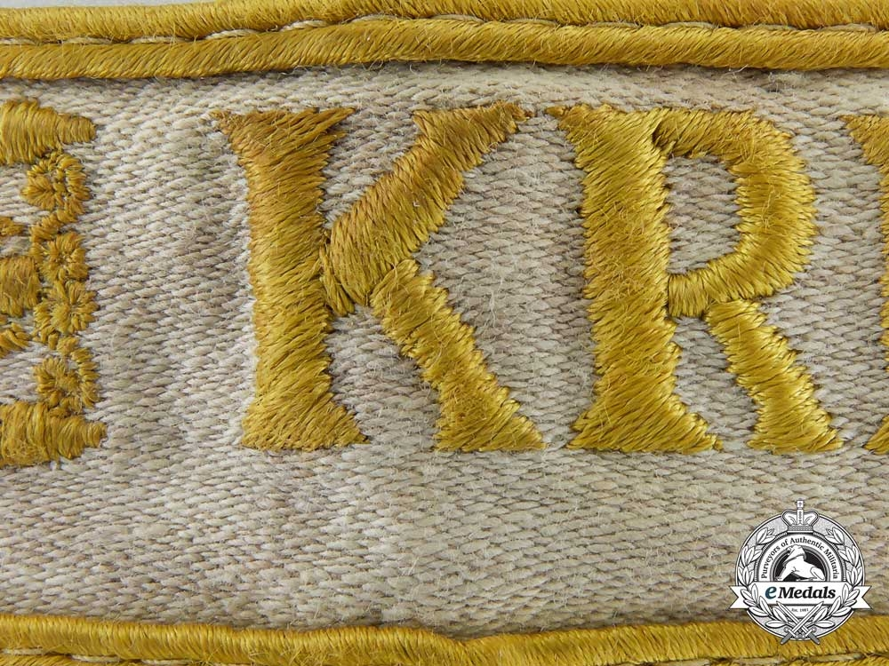 A Superb German Fallschirmjäger Group to DKG Recipient; Wounded the 1st day of the Battle of Crete