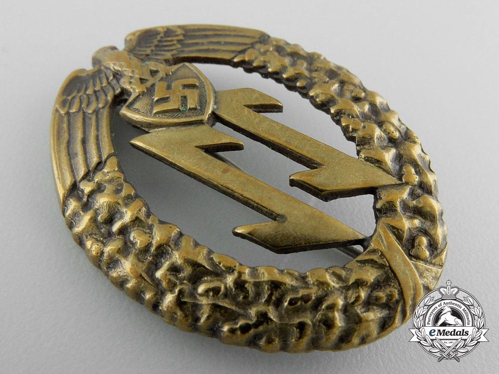 A Badge of the Croatian/German Einsatzstaffel (ES) ES Units