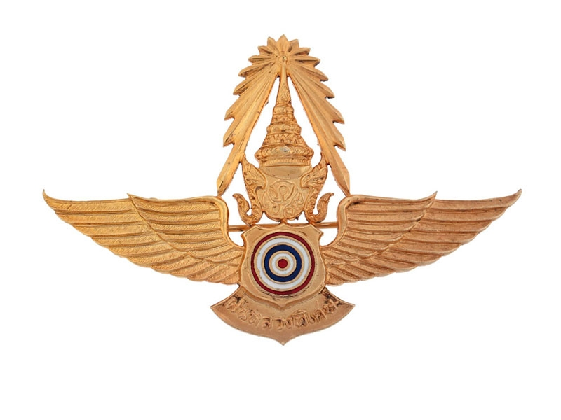 Command Pilot Wing