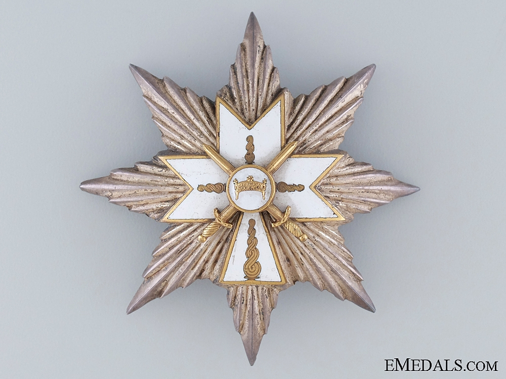 The Croatian Order of the Crown of King Zvonimir; First Class