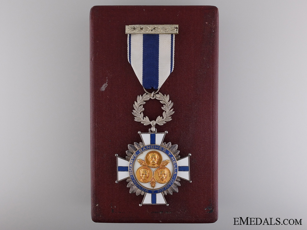 The Dominican Order of Merit of Duarte, Sanchez and Mella