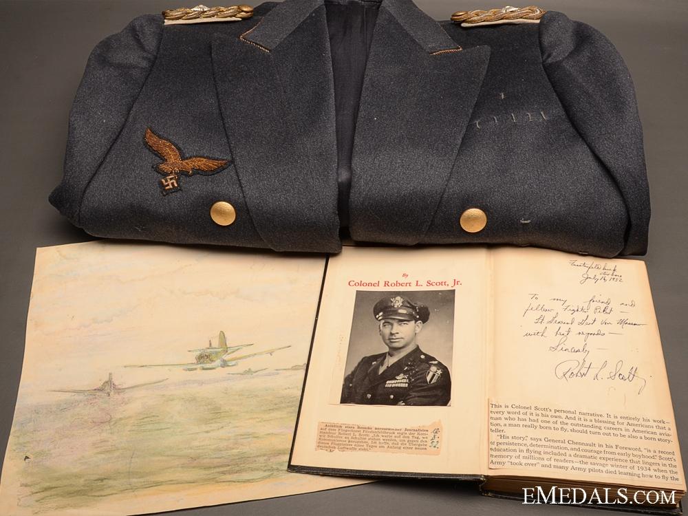 The Lt. General Gert von Massow Grouping