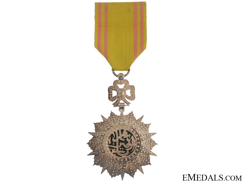 The Tunisian Order of Nishan El Iftikar