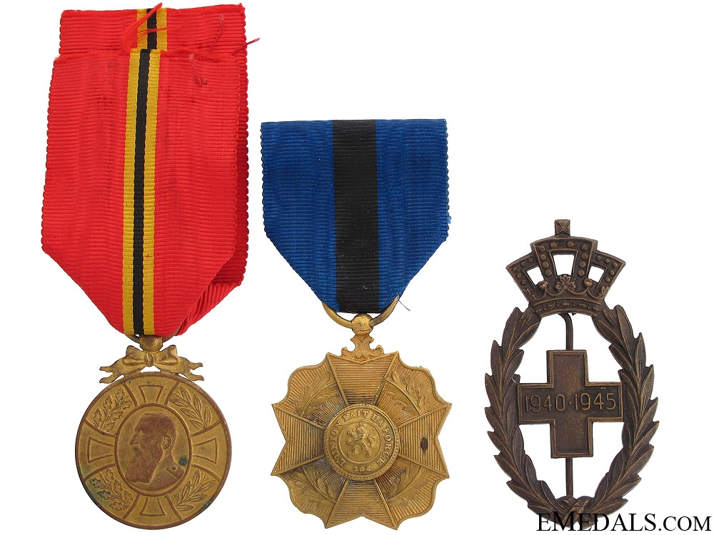 Three Belgian Awards