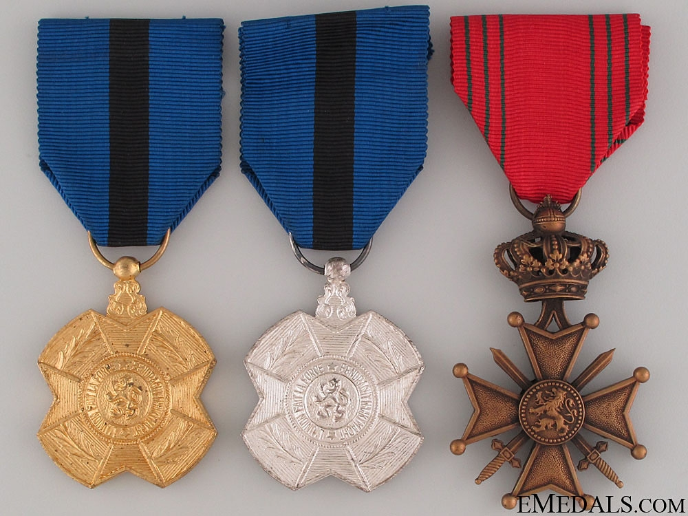 Three Belgian Awards
