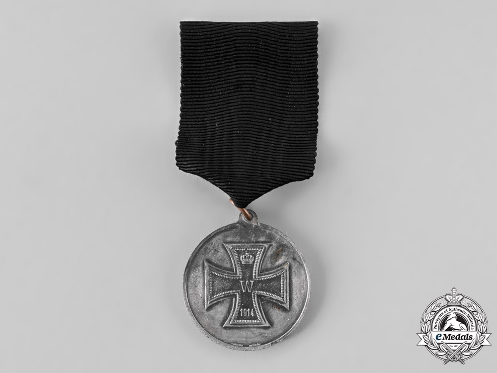 Germany, Imperial. A First Place Spear Throwing Award, c. 1915