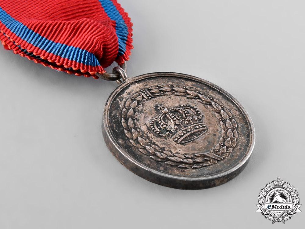 Wurttemberg, Kingdom. A 9-Year Long Service Medal, c.1915