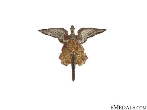 Czechoslovakian Air Force Badge