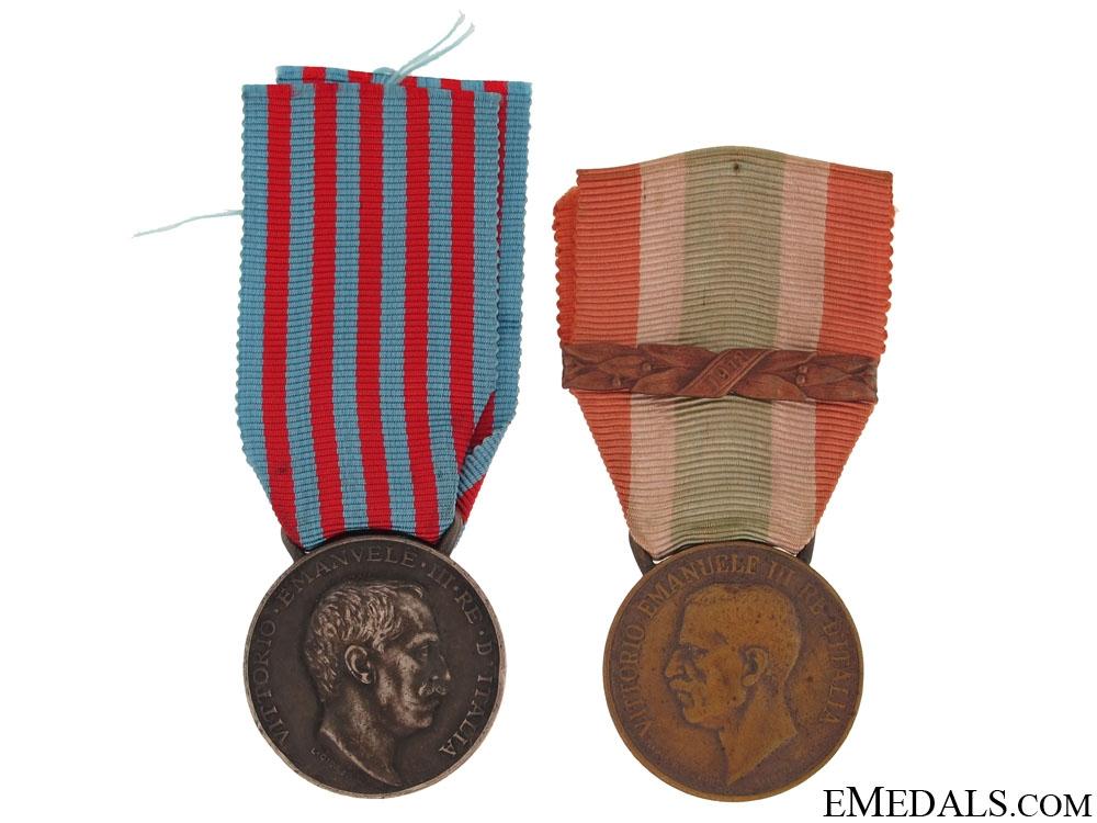 Two Italian Awards