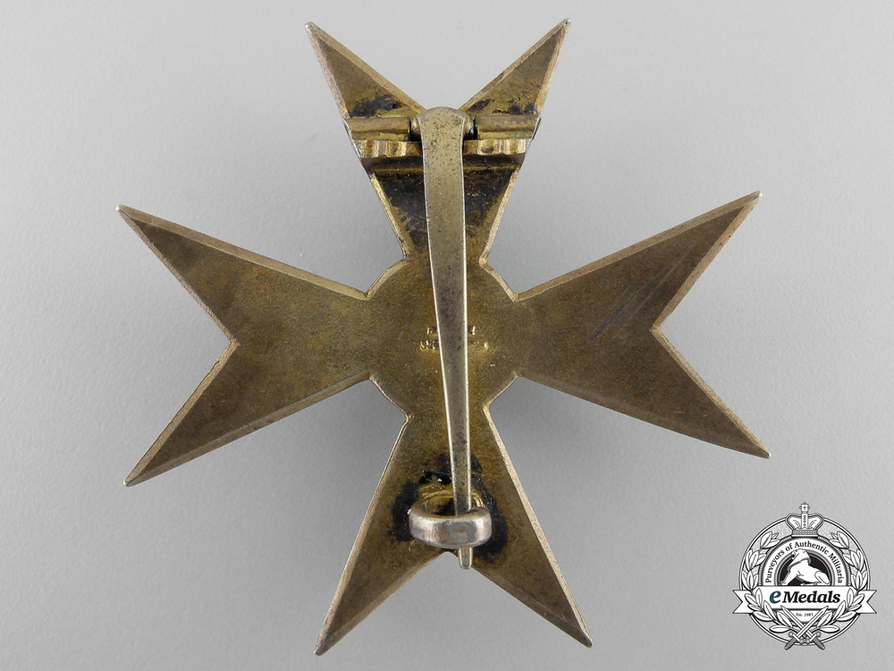 Germany, Mecklenburg. An Order of the Griffin by H. Rose; Officer's Cross