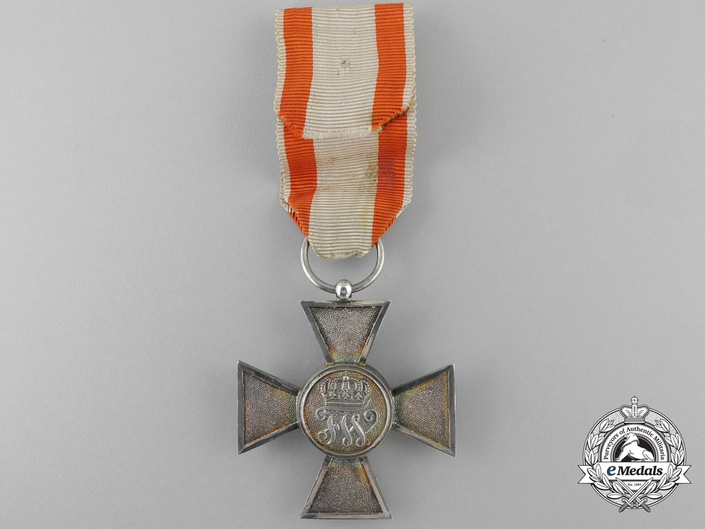 A Prussian Order of the Red Eagle; 4th Class with Case