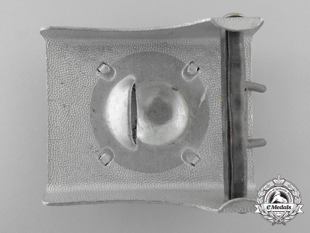 Germany, Hanover. A Fire Defence Service Enlisted Man's Belt Buckle