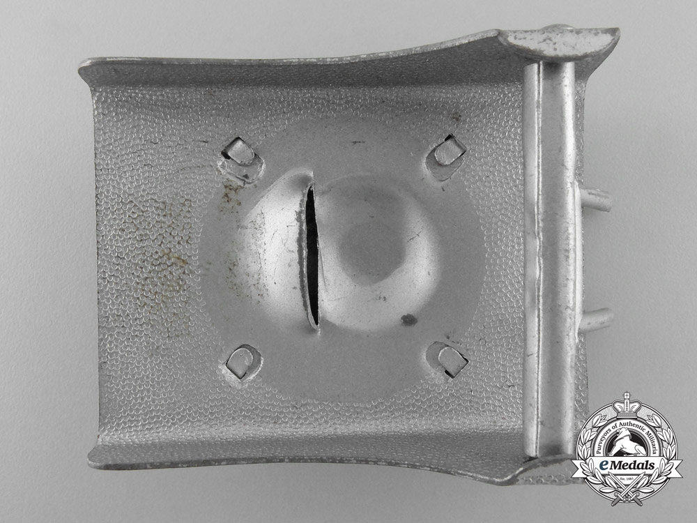 A Rheinland Fire Defence Service Enlisted Man's Belt Buckle