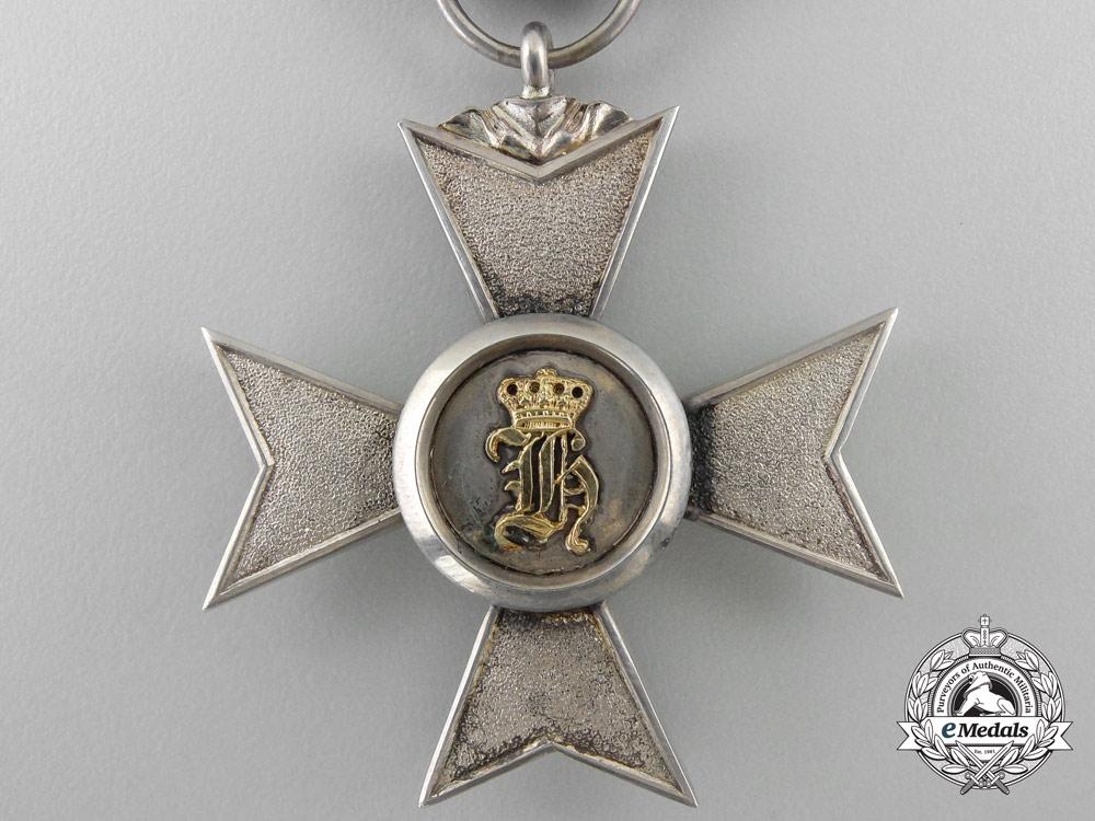 A Reuss Fourth Class Honour Cross