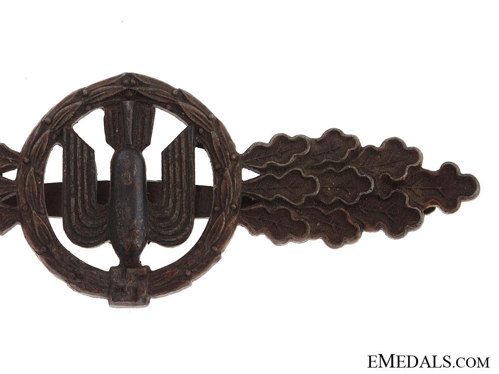 Bomber Pilots Clasp – Bronze