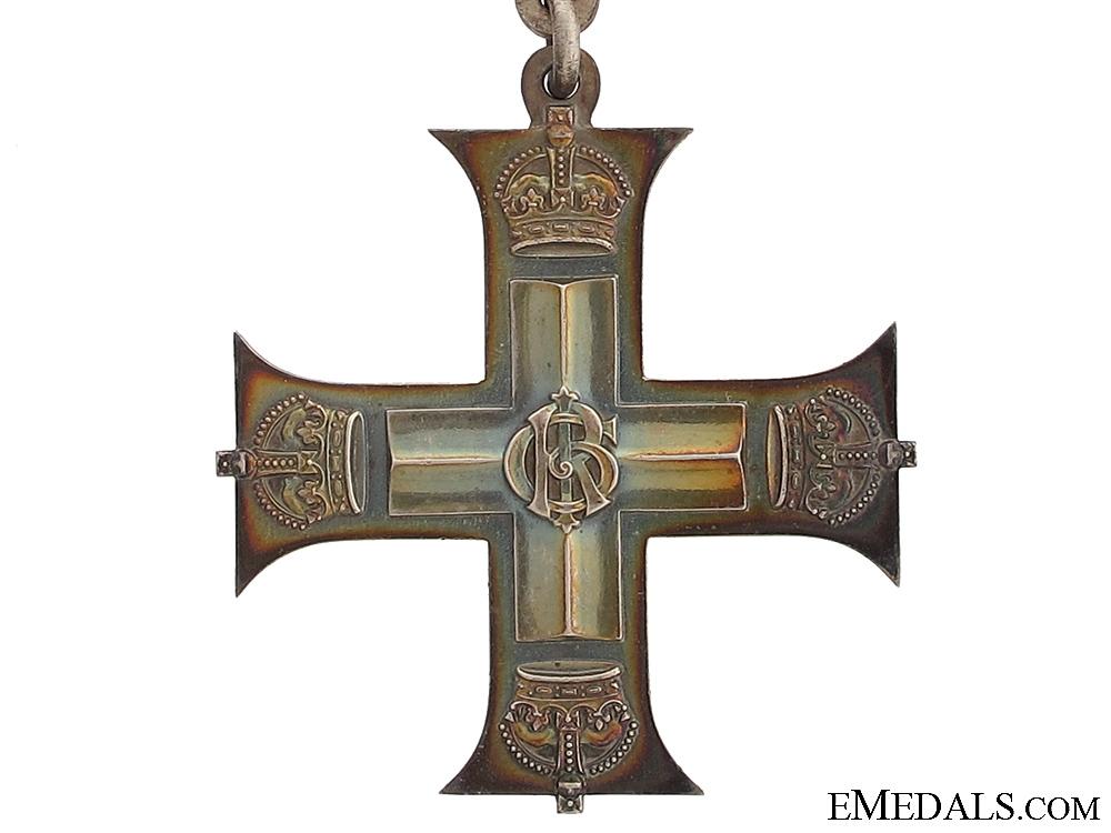 A First War Period Military Cross