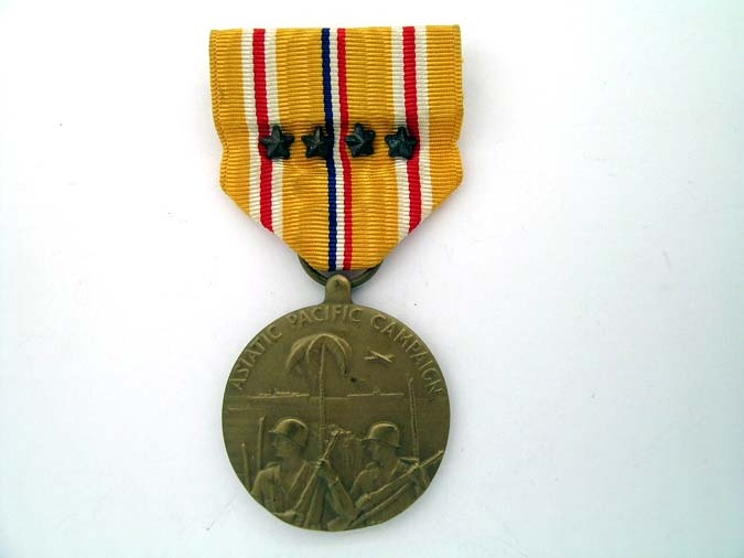 Asiatic-Pacific Campaign Medal 1942