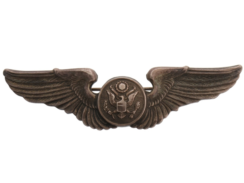 WWII Army Air Force Aircrew Wings