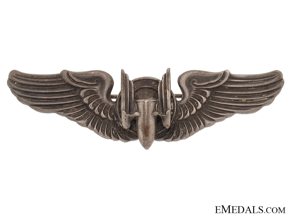 WWII United States Army Air Force Gunner Wing