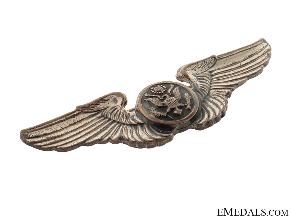 WWII AAF Crew Wing